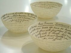 """Mel Robson, yet another great Australian ceramicist - what is it about """"down under""""?!"""