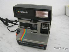 Maqui. Polaroid 635 (instantânea) no Porto