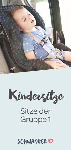 Wenn die Babyschale zu klein wird, dann steht der Wechsel auf die nächste Kindersitzgruppe an. In die ECE-Normgruppe 1 fallen Sitze, in denen Kinder zwischen 9kg und 18kg transportiert werden können. Sie passen üblicherweise bis zu einem Alter von 4 Jahren, je nach Größe deines Kindes. Als Richtwert bei der Körpergröße werden 75cm bis 100cm angegeben. Mit Tipps von den Zwergperten! Baby Car Seats, Children, Autos, Automobile, Tips, Young Children, Boys, Kids, Child