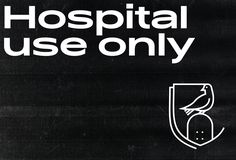 Hospital use only on Behance