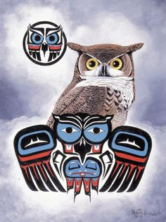 Next tattoo..... I am an Owl in the Native American zodiac