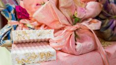 DIY Fabric Soap Bundles