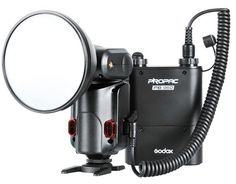 using the profoto b1 portable flash at a wedding tangents off