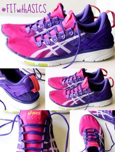 Do you find yourself wearing running shoes for crosstraining activities? If so or your just looking for a great training shoe, you definitely need to check out this review of the ASICS GEL-Fit Sana. AD #FITwithASICS