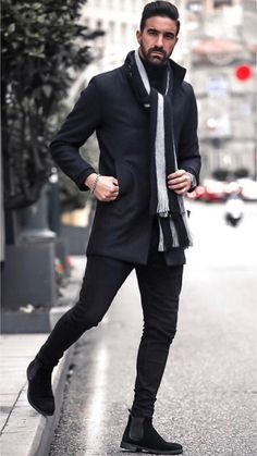 Classy outfits, stylish man, smart casual men, mens fashion sweaters, m Mens Fashion Week, Fashion Moda, Men's Fashion, Feminine Fashion, Trendy Fashion, Fashion Photo, Fashion Outfits, Stylish Mens Outfits, Classy Outfits