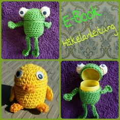 19 Best ü Ei Basteln Ideen Images On Pinterest Amigurumi Patterns