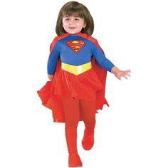 DC Comics Supergirl Toddler / Child Costume