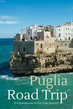 Recommendations on what to do, see, and eat around Puglia, Italy, from Itrian Valley to the Adriatic Coast. via @umarket