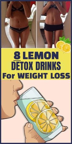 8 Powerful Lemon Detox Water Recipes For Fast Weight Loss - Health & Fitness & Remedy Diet Food To Lose Weight, Quick Weight Loss Tips, Weight Loss Help, Weight Loss Drinks, Reduce Weight, Weight Loss Program, Healthy Weight Loss, How To Lose Weight Fast, Losing Weight