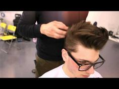 Eclectic Quiff and Style Geek