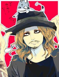 Kaoru, Dir en grey, fan art
