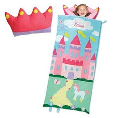 the latest 94472 e7d69 Kids Sleeping Bags With Pillow