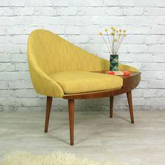 Love this Vintage 1960s Telephone Seat