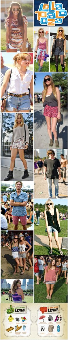 my brother @Brad Carlson.. oh so fashionable at Lolla