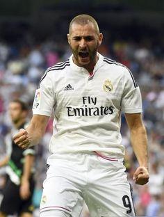 Comprar camiseta BENZEMA Real Madrid primera 2014-2015