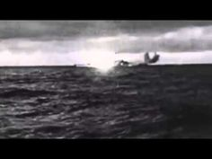 Bismarck vs Hood original WWII recordings footage - YouTube