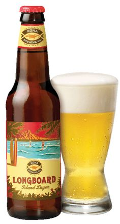 Discovered Kona Longboard while vacationing on The Big Island in 2009.   I like this beer in the summer.