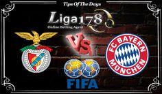 Prediksi Skor Benfica Vs Bayern Munchen