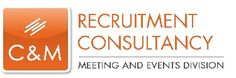 C & M Recruitment Consultancy - Human Resources Division logo Travel And Tourism, Human Resources, Division, Logos, Hospitality, Events, Happenings, A Logo, Legos