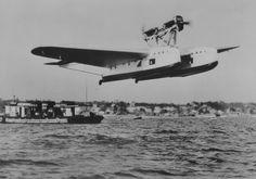 American Aeronautical Corp. Type S-55 flying boat, 1929.