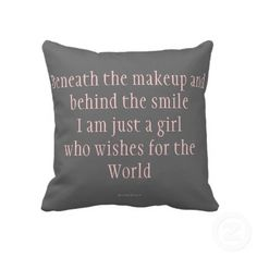 The happy couple will cherish a sentimental gift from Zazzle. Marilyn Monroe Wedding, Marilyn Monroe Bedroom, Marilyn Monroe Quotes, Cute Qoutes, Love Quotes, Pillow Quotes, Of Mice And Men, Norma Jeane, Truth Quotes