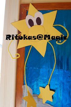 Estrela do Placard dos aniversários