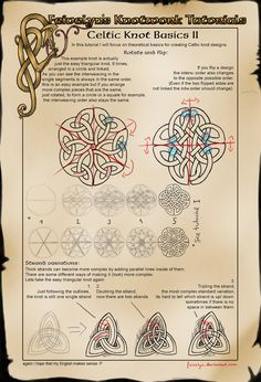 Celtic Knot Basics II by Feivelyn on DeviantArt - Urnes style tutorial. Take a look at the other 3 tutorials for the general knotwork basics. Celtic Symbols, Celtic Art, Celtic Knots, Celtic Dragon, Celtic Paganism, Celtic Crosses, Viking Designs, Celtic Knot Designs, Celtic Drawings