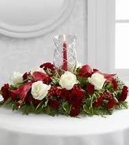 ftd christmas candle centerpieces - Google Search