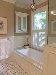 Simple and clean bathroom decor  Very nice! http://www.mortgages.carinsurancegreatrates.com