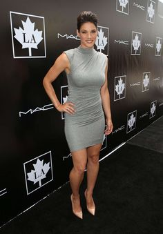 Missy Peregrym – 2015 Golden Maple Awards in Beverly Hills 2 JUL, 2015