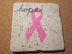 Pink Ribbon of Hope - dmc designs