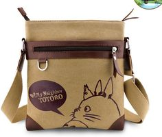 Special offer Anime My Neighbor Totoro Messenger Canvas Bag Shoulder Bag Sling Pack Cosplay Tonari No Totoro Handbag just only $18.99 with free shipping worldwide  #crossbodybagsformen Plese click on picture to see our special price for you