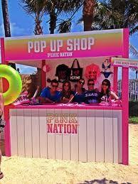PINK summer stand
