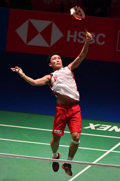 Kento Momota of Japan competes in the Men's singles semi final match against Viktor Axelsen of Denmark on day five of the Yonex Japan Open at Musashino Forest Sports Plaza on September 2018 in. Get premium, high resolution news photos at Getty Images Badminton Sport, Single Player, Semi Final, My Passion, The Man, Finals, Basketball Court, Japan Photo, Poses