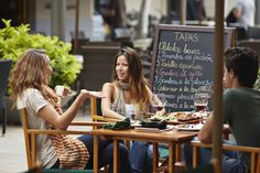 Myths about owning a restauranting, including it is an easy way to make money.