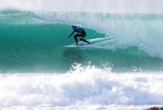 Alejo Muniz - WCT etapa de Jeffrey's Bay (Foto: Divulgação)