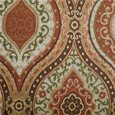 Muted & Magnificent  Montague Sky Woven Large Diamond Upholstery Fabric - SW35903 - Discount Fabrics