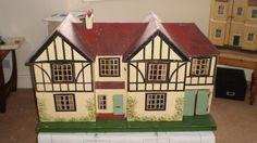 Vintage Triang 77 Dolls House all original