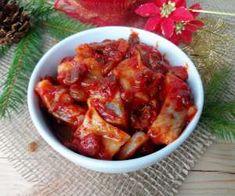 śledzie - PrzyslijPrzepis.pl Chicken Wings, Meat, Food, Knit Poncho, Natural Rubber, Tejidos, Beef, Meals, Yemek