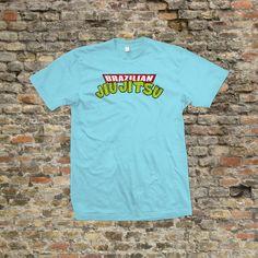 Brazilian Jiu Jitsu Turtle Shirt