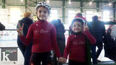 Le gare anche per i più piccoli, sempre con il sorriso sulle labbra!!!