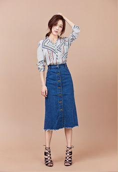 brand SOOS model Baek jin hee photographed by plusjun plusjun studio #3 Sungsan