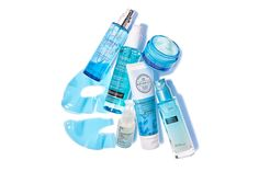 Lightweight Skincare to Use in Summer Heat - Lumene Lähde Arctic Spring Water Enriched Facial Mist spotted in the coolest products for the summer by PeopleStyle.com!