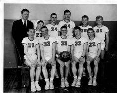 1952 Piedmont Hawks