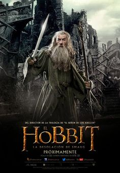 Ultimate 3D Movies: The Hobbit - The Desolation Of Smaug : 5 Awesome International Posters (Dec 2013)