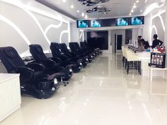 Cool Salons: The House of Polish in Beverly Hills, Calif.   Salon Fanatic