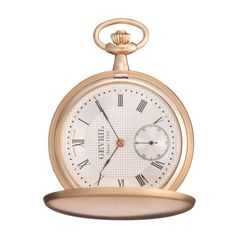 1758 Collection Pocket Watch in Rose Gold