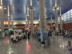 Buchmesse Teheran 2014: Flughafen Teheran-Imam Chomeini
