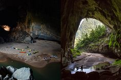 Hang En Cave is probably the world's 3rd largest cave and is quickly becoming one of the must-see natural wonders in Vietnam.