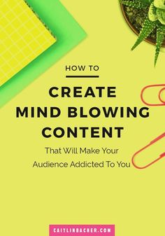 How To Create Mind Blowing Content (That Makes Your Audience Addicted To You) Inbound Marketing, Content Marketing Strategy, Social Media Marketing, Online Marketing, Affiliate Marketing, Mail Marketing, Seo Strategy, Marketing Calendar, Wordpress
